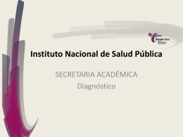 Diagnostico curricular 13 de marzo - ESPM