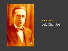 EL CHIRIVEJE