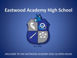 Eastwood Academy