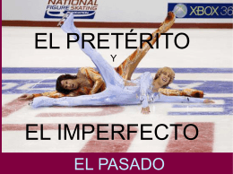 puntes preterito vs imperfecto 2010