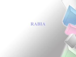 RABIA - Clases y Libros