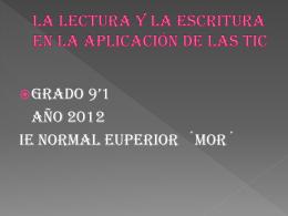 Literatura española en el contexto historico En el siglo xx seda una