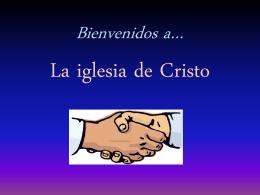 El crecimiento del cristiano