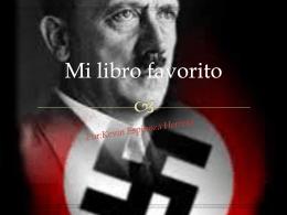 Mi libro favorito