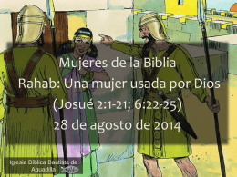 Formato Powerpoint - iglesiabiblicabautista.org