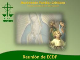 Diapositiva 1 - mfc diocesis de ciudad valles