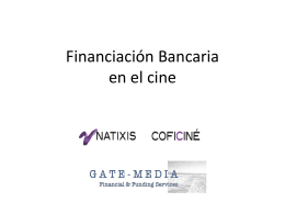 Financiacion Bancaria