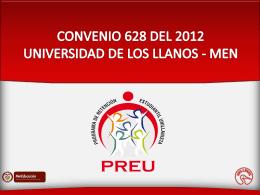 Diapositiva 1 - PREU - Universidad de los Llanos