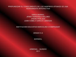 diapositivas - trabajo final del grado noveno