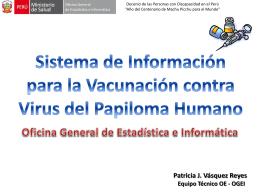 Algunas Consideraciones - Direccion Regional de Salud Tacna