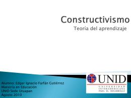 Constructivismo - uoc112-grupo8