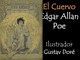 El Cuervo Edgar Allan Poe Ilustrador Gustav Doré