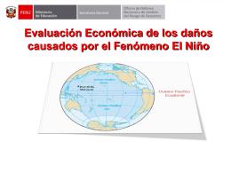Evaluación económica de los daños causados por el