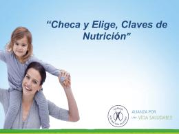 CHECA Y ELIGE