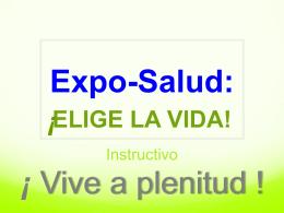 Expo Salud 2013 - Unión Venezolana Occidental