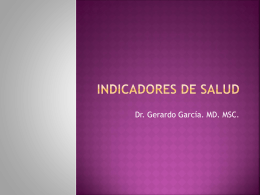 Indicadores de Salud 2