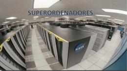 Fernando - Superordenadores - TICO