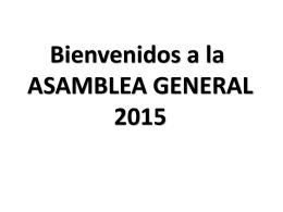 asamblea general 25-03-2015. - Ayuntamiento de L`Alfàs del PI