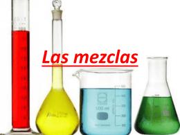 Las mezclas - lacienciaencasa
