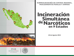 press kit_incineracion simultanea_ agosto 18 de 2015
