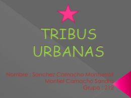TRIBUS URBANAS - bubble