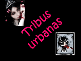 azu tribus urbanas