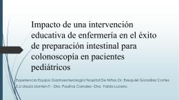 Presentación de PowerPoint - Sociedad de Gastroenterología