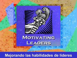 Mejorando las habilidades de líderes