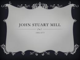 John stuart mill[1]