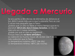 Mercurio - WordPress.com