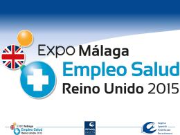 Expo Málaga Empleo Salud Renio Unido