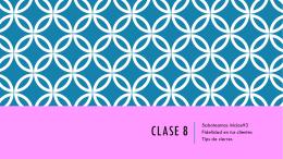 Clase 8 - Area Natividad