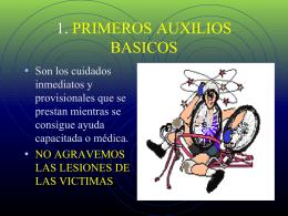 Actuación - SERVICIOS FARMACEÚTICOS PRIMER SEMESTRE