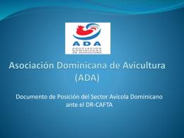 Asociación Dominicana de Avicultura (ADA)