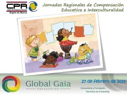 Diapositiva 1 - Atención a la diversidad en la Región de Murcia
