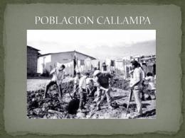 poblacion callampa