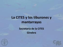 Apéndice I de la CITES