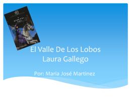 El Valle De Los Lobos Laura Gallego