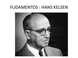 FUDAMENTOS : HANS KELSEN
