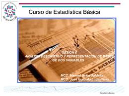 Estadistica Basica Sesion 6