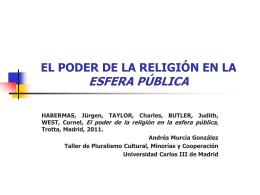 LA OBJECIÓN DE CONCIENCIA - Pluralismocultural Taller Weblog