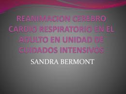 REANIMACION CEREBRO CARDIO RESPIRATORIO