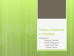 Vidrios ceramicas y cementos (1)