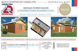 CATÁLOGO V.T 49.55,00 m2