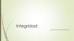 Integridad: Utilizar en Windows SFC (System File Checker).
