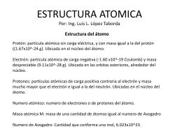 1 Estructura atomica molecular