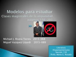 10. Michael Rivera y Miguez Vazquez