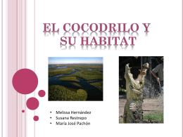 cocodrilos - Ms. Marcos` Biology Wiki