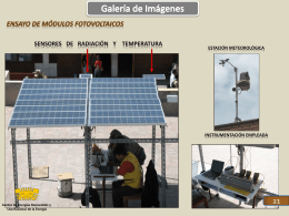 Galería de Imágenes  - CER-UNI