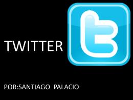 Qué es twitter? - Tecnología e Informática